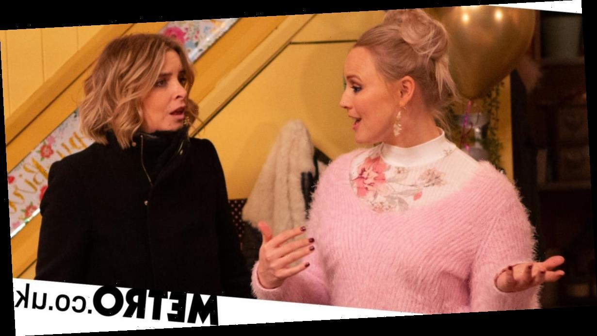 Spoilers: Charity is told to back off Vanessa by Tracy in Emmerdale