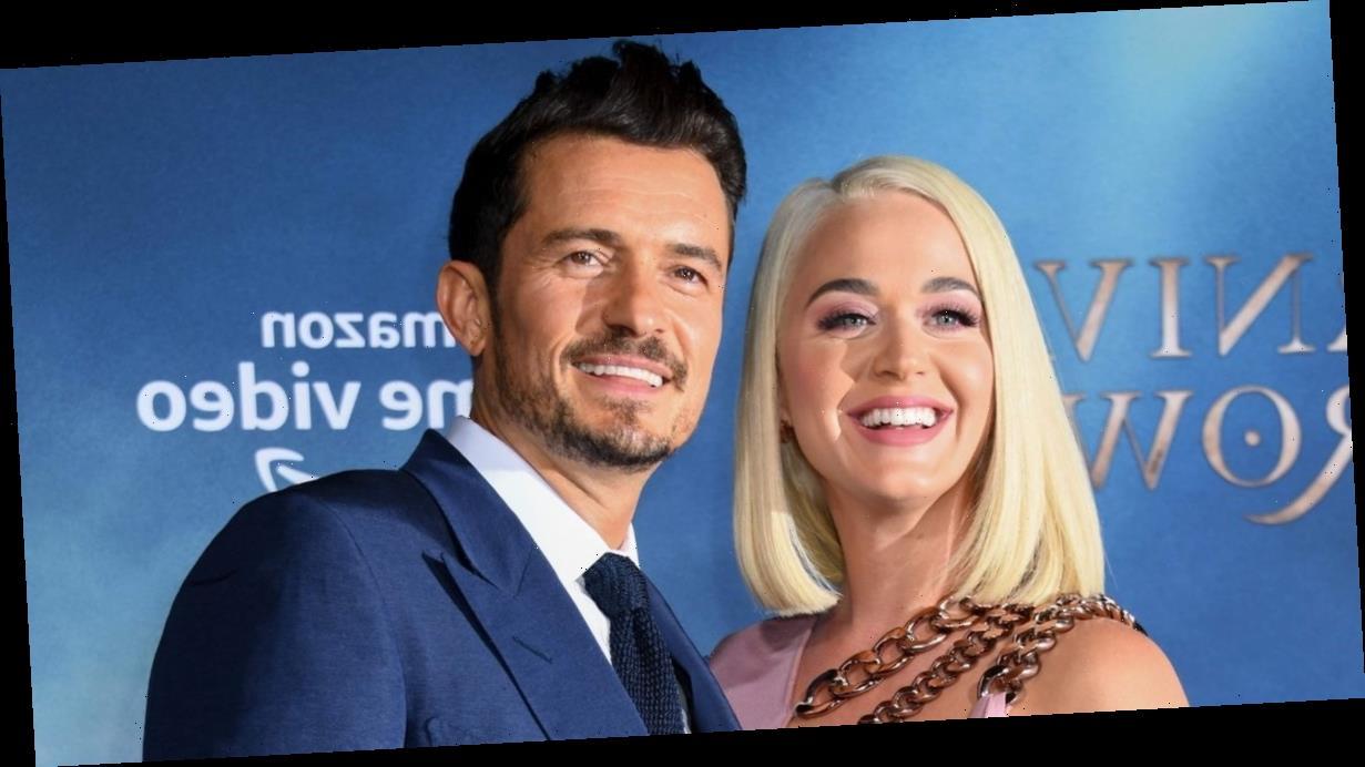 Katy Perry and Orlando Bloom 'postpone' their wedding because of coronavirus