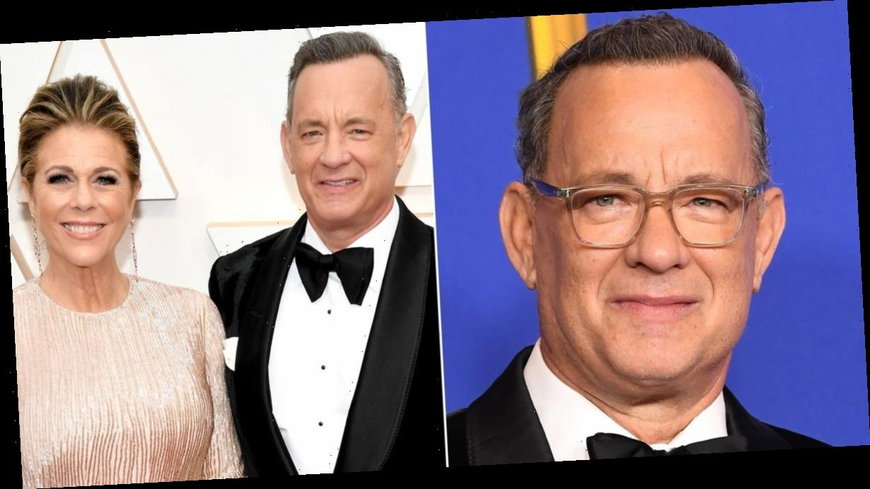 Tom Hanks announces he and wife Rita Wilson have tested positive for coronavirus