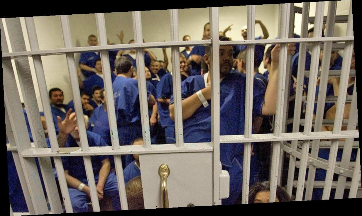 Coronavirus Scaring Jail Inmates Who Say Dirty Conditions Pose Risk