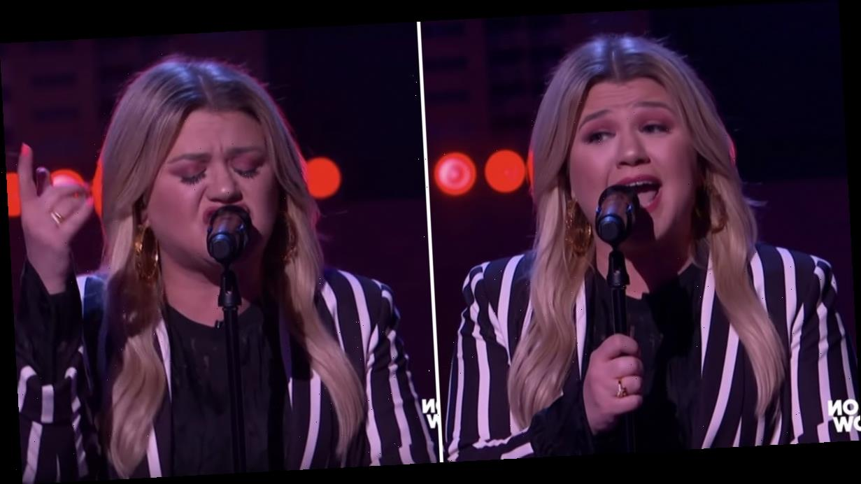 """If You Need Us, We'll Be """"Here"""" Watching Kelly Clarkson's Alessia Cara Cover on Repeat"""