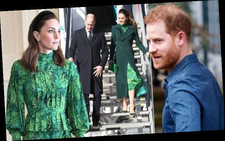'Dramatic' change in William shows 'anxieties' – but caused by Harry or Kate pregnancy?