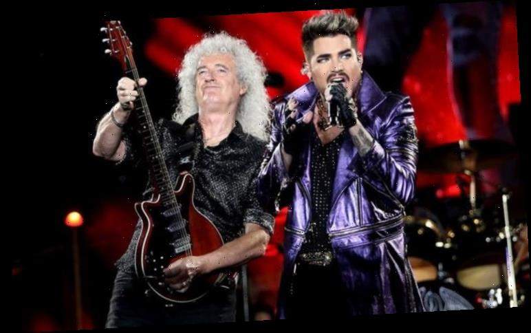 Queen + Adam Lambert forced to POSTPONE Paris concert due to coronavirus