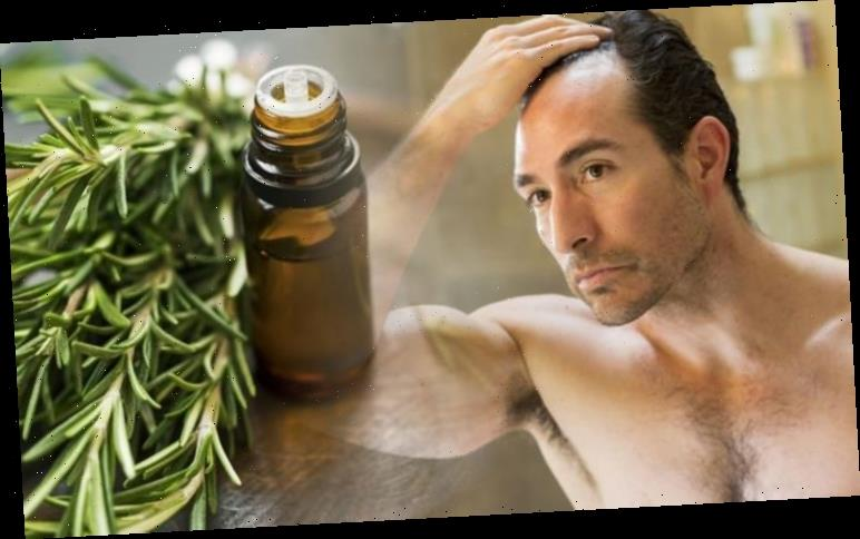 Hair loss treatment: The essential oil proven to help hair growth with less scalp itching