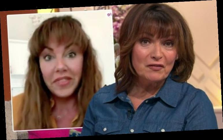 Lorraine coronavirus fears: Michelle Heaton admits to self-isolating on ITV show