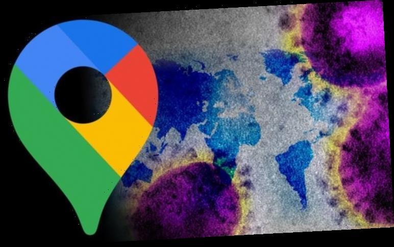 Latest Google Maps update is designed to help battle coronavirus outbreak