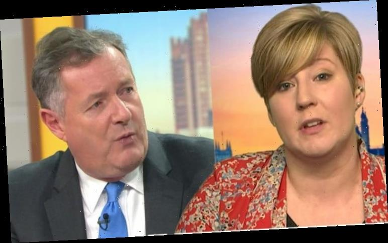 Piers Morgan forced to 'self-isolate' Good Morning Britain guest over coronavirus fears