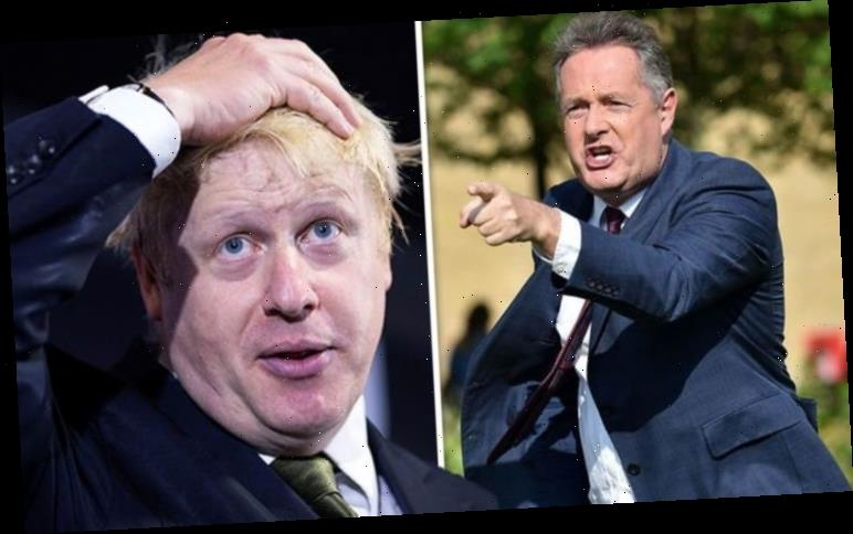 Piers Morgan coronavirus alert: 'World's under attack' but Government 'insanely reckless'