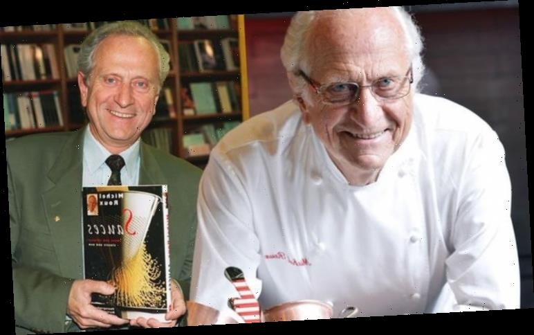 Michel Roux dead: Legendary French chef dies age 79 as family release moving statement