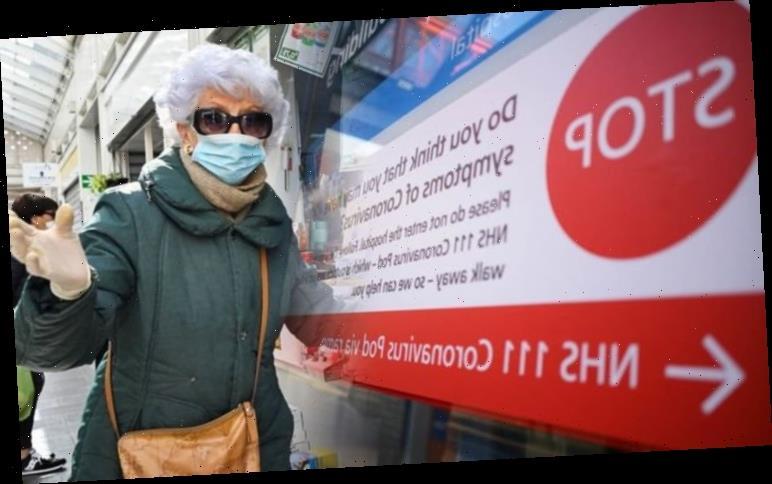 Coronavirus UK: What should the elderly be doing?