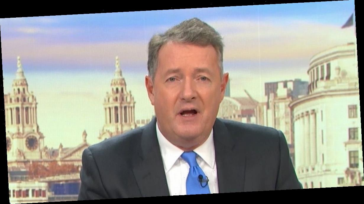 GMB's Piers Morgan brands 'unhappy' Prince Harry 'aggressive' after 'hoax call'
