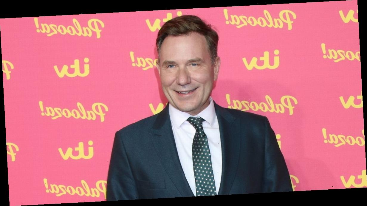 GMB's Richard Arnold suffers embarrassing gaffe during Stevie Wonder interview