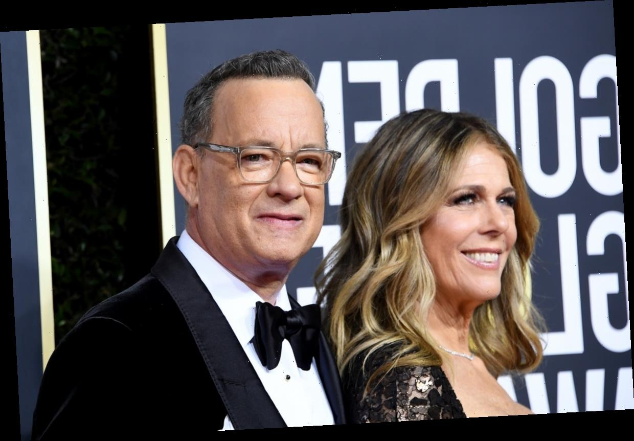"""Tom Hanks Reminds Fans """"There's No Crying In Baseball"""" In Coronavirus Update"""