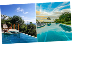 10 Best Airbnbs With Infinity Pools That'll Take Your Pics To Infinity & Beyond