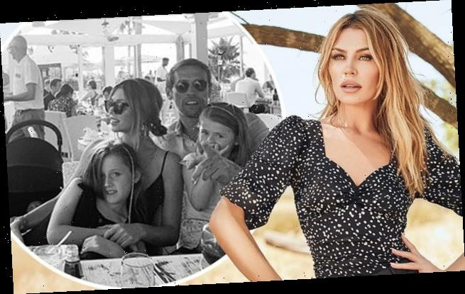 Abbey Clancy admits she struggles with 'mum guilt'