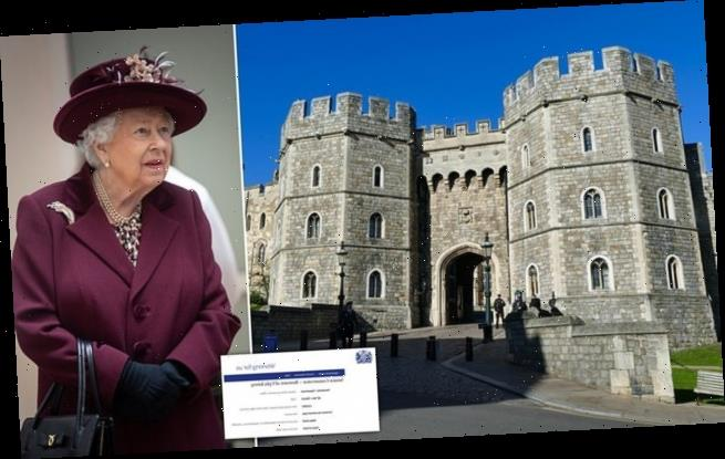 Windsor Castle advertises for a new postition