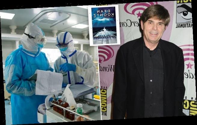 Dean Koontz's 1981 thriller about a virus from Wuhan is a bestseller