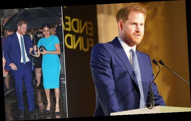 Prince Harry thanks veterans for their support over Megxit crisis