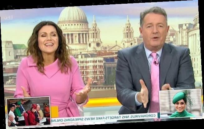 Piers Morgan blasts Meghan Markle who has 'got everything she wants'