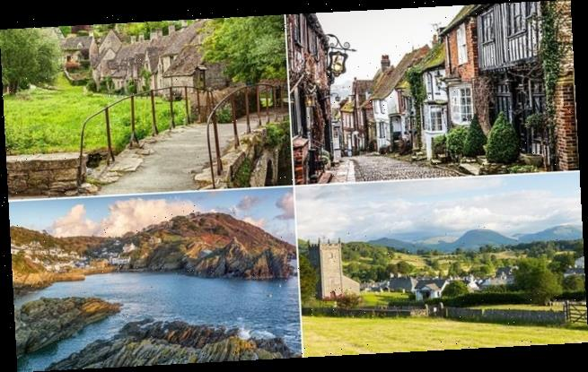 The 25 most charming towns and villages in the UK ranked