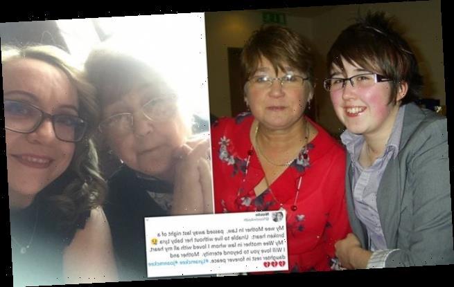 Lyra Mckee's mother dies weeks before first anniversary of murder