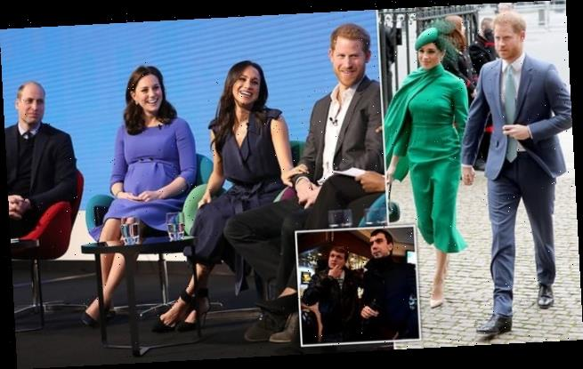 Prince Harry and Meghan Markle drop plans for charity foundation