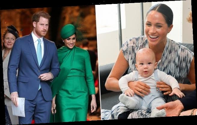 Meghan Markle 'takes Archie for daily long woodland walks in Canada'