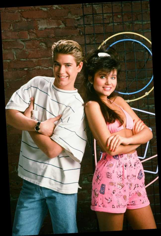 This 'Saved By The Bell' Reboot Photo Marks Zack Morris' Return To Bayside