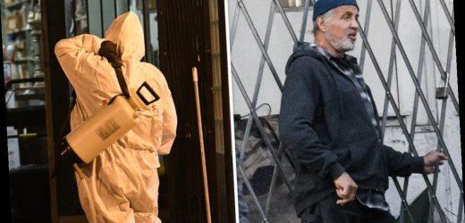 Sylvester Stallone Still Filming in Atlanta Despite Coronavirus Outbreak