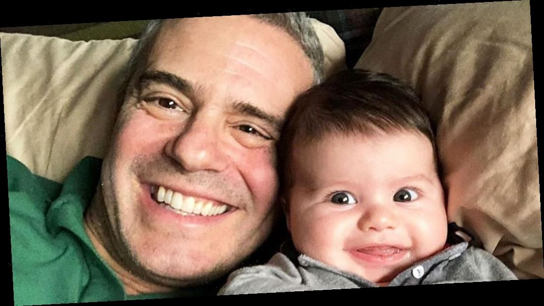 On the Move! Andy Cohen's Son Benjamin Takes 1st Steps in 'Adorable' Pics