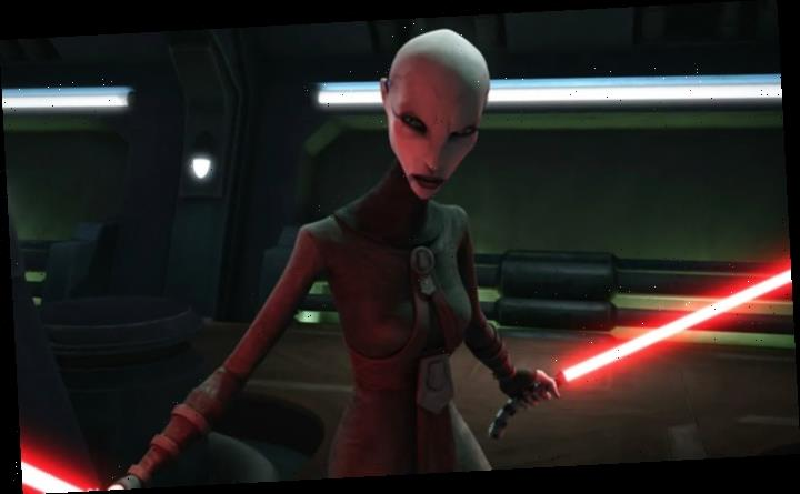 Asajj Ventress is the Most Underrated Villain in All of 'Star Wars'