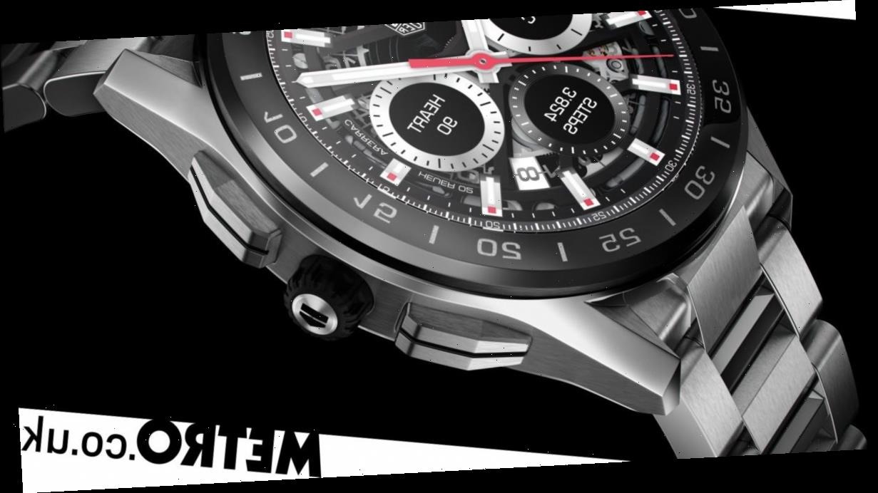 Tag Heuer unveils new smartwatch that'll set you back £1,495
