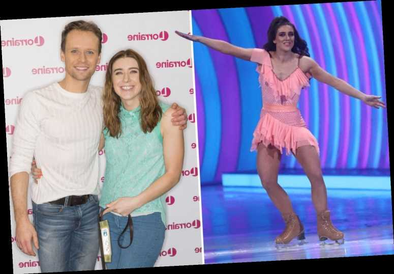 Libby Clegg reveals she's lost over one stone of 'mum weight' since signing up to Dancing on Ice – The Sun