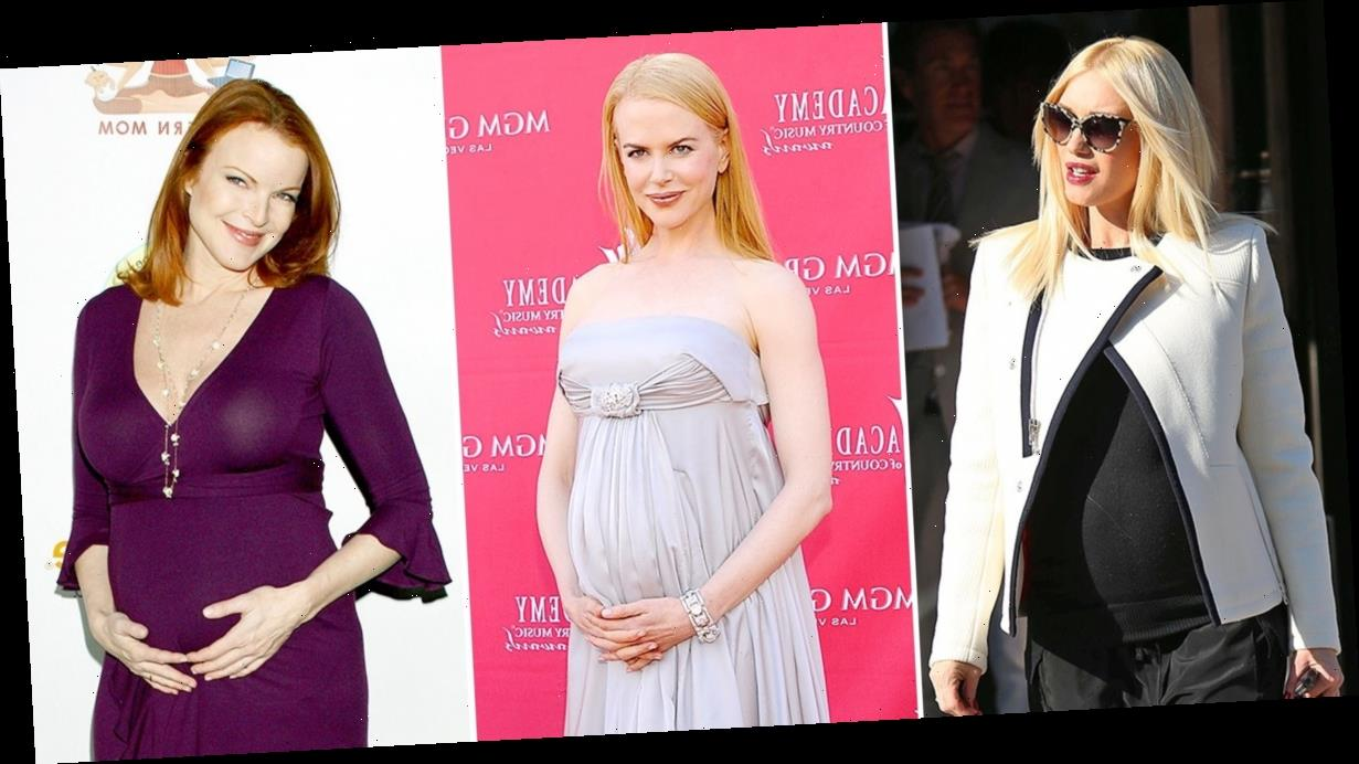 Stars Who Welcomed Babies Later in Life