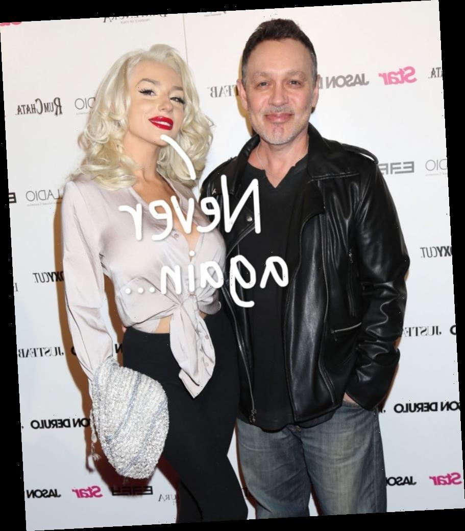 Courtney Stodden Confirms Divorce From Doug Hutchison, Admits Feeling 'Taken Advantage Of' At 16