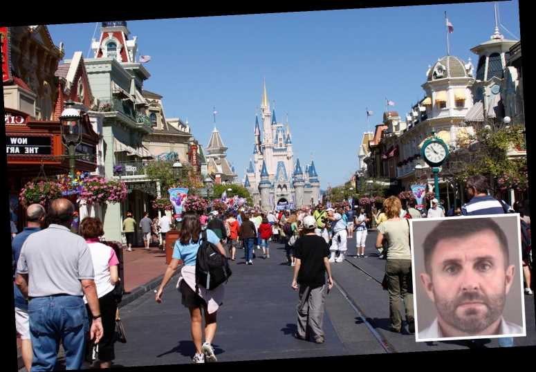 Disney worker 'sexually assaulted seven boys after luring them into group called 'Todd's Thunderbirds' – The Sun