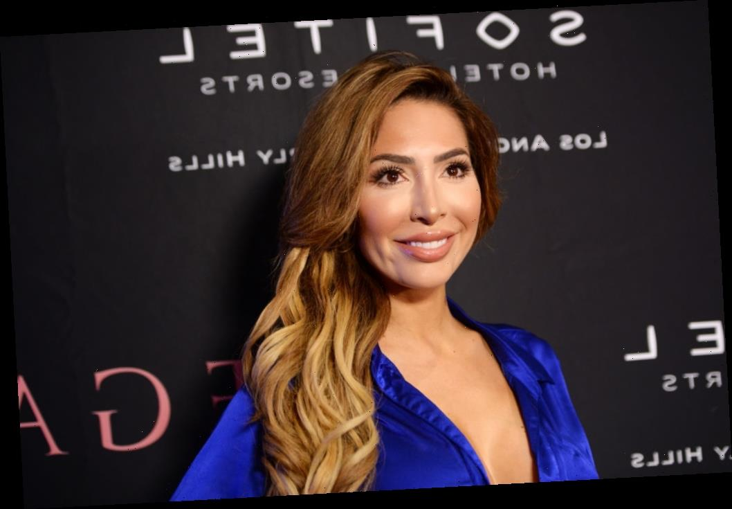 Farrah Abraham Dyed Her Dogs Blue and Purple, and Her Followers Are Freaking Out