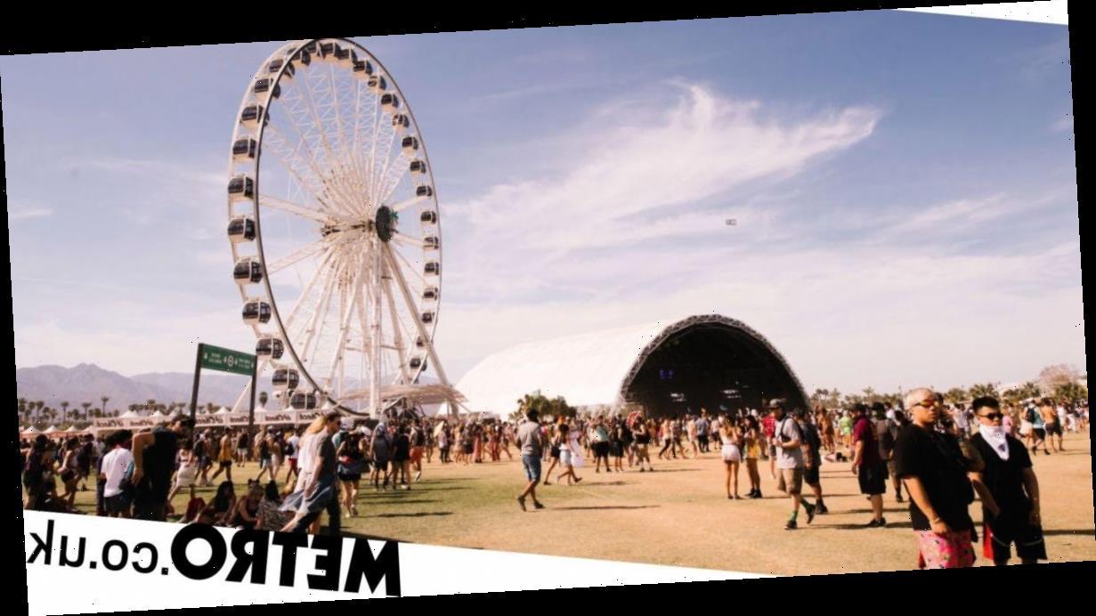 Coachella delayed over coronavirus 'fears'