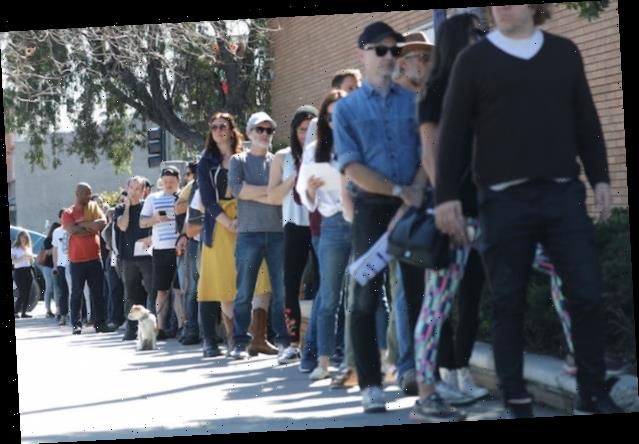 LA County Registrar Apologizes For Long Voting Lines, Technical Glitches