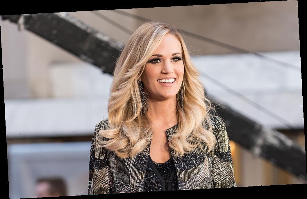 Carrie Underwood's Ugly Lasagna and Why She Calls Herself an Exercise Geek