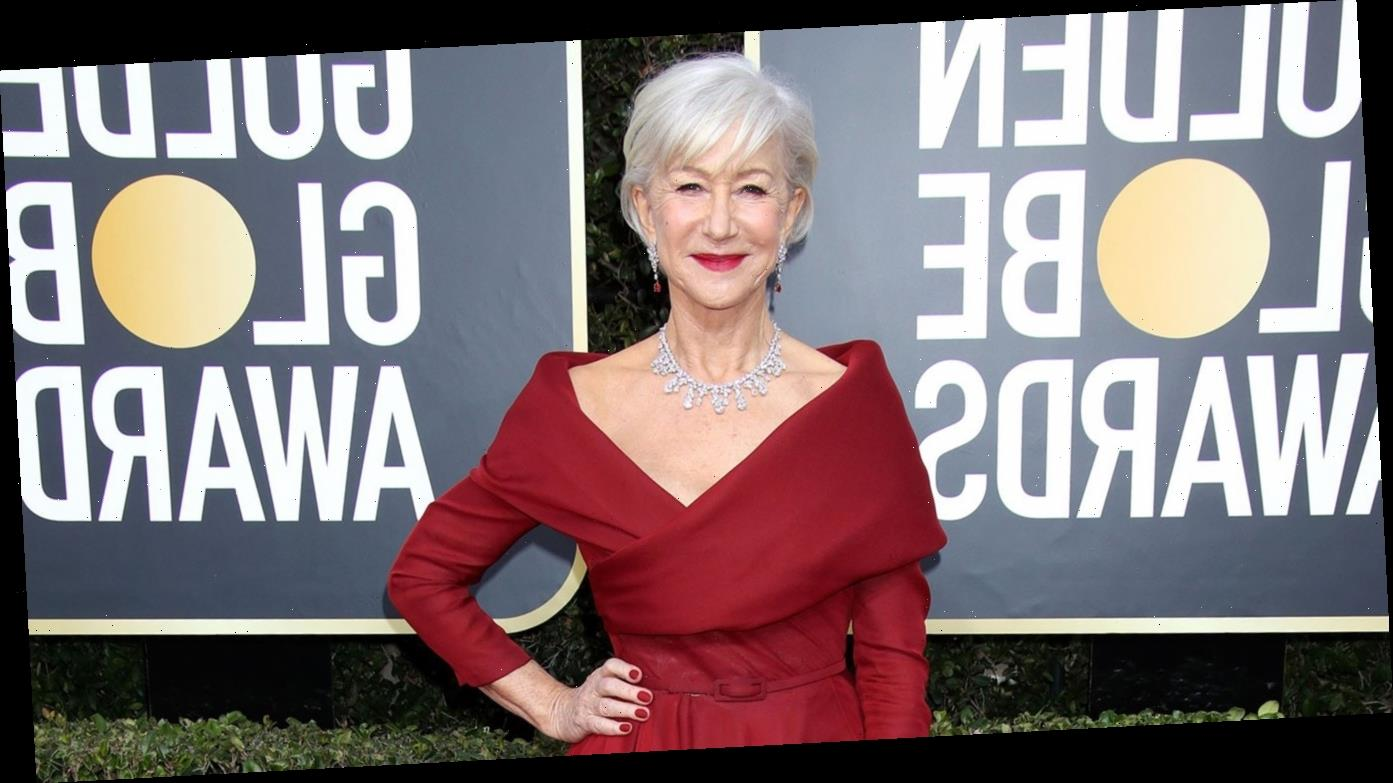 The Relatable Reason Why Helen Mirren Doesn't Color Her Hair