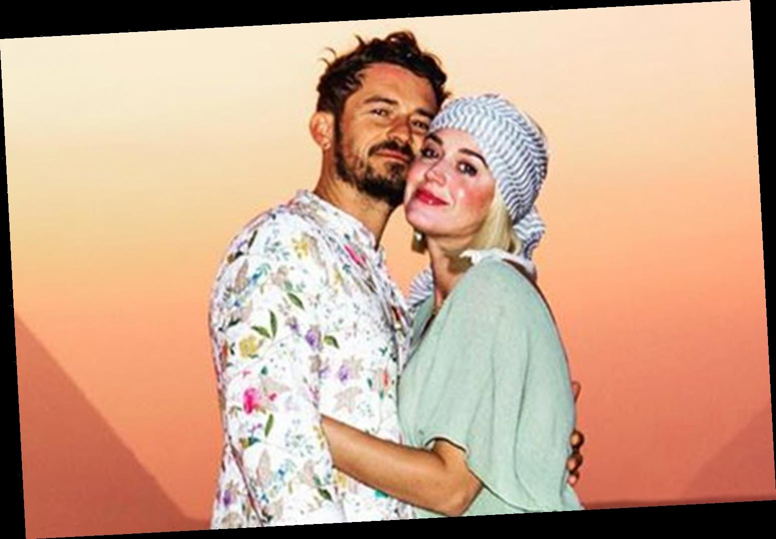 Katy Perry pens love song for fiancé Orlando Bloom ahead of their wedding – The Sun