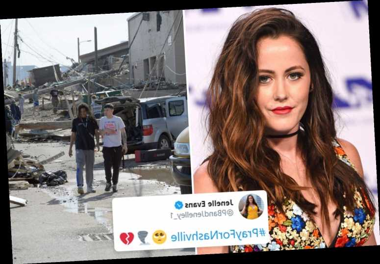 Teen Mom fans attack Jenelle Evans for 'praying for Nashville' when she 'doesn't even live there' – The Sun