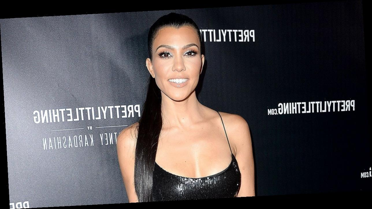 Kourtney Kardashian: I Was 'Surprised' Fans Liked My Stretch Marks Pic