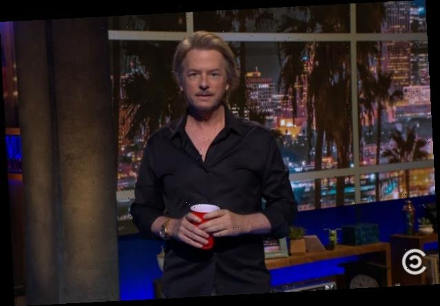 David Spade's 'Lights Out' Is First West-Coast Late-Night Show to Skip Studio Audience