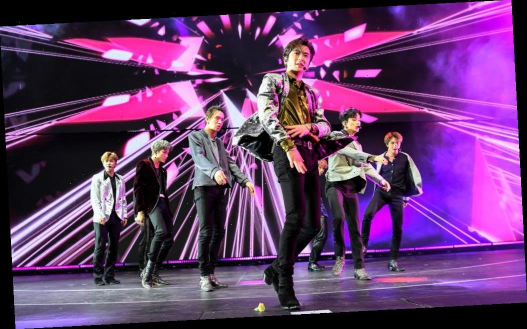 NCT 127 Made History as the First K-pop Group to Perform at RodeoHouston