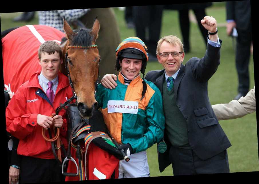 Gavin Sheehan raring to go on red-letter St Patrick's day as he gets the leg up on likes of Emitom and Itchy Feet