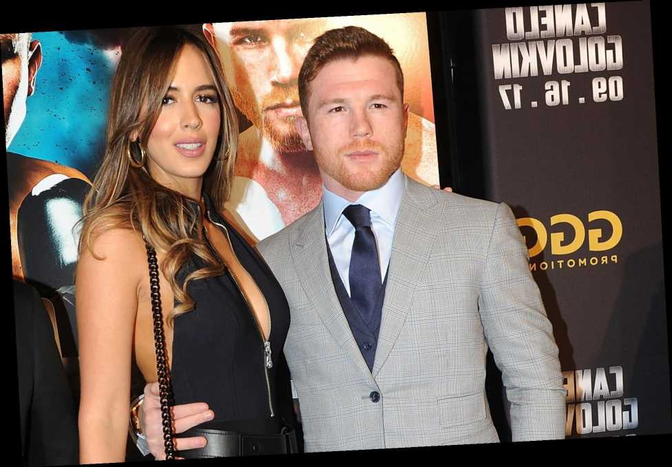 Boxing superstar Canelo Alvarez's amazing lifestyle, including £8m car collection, glamorous women and a luxurious home – The Sun