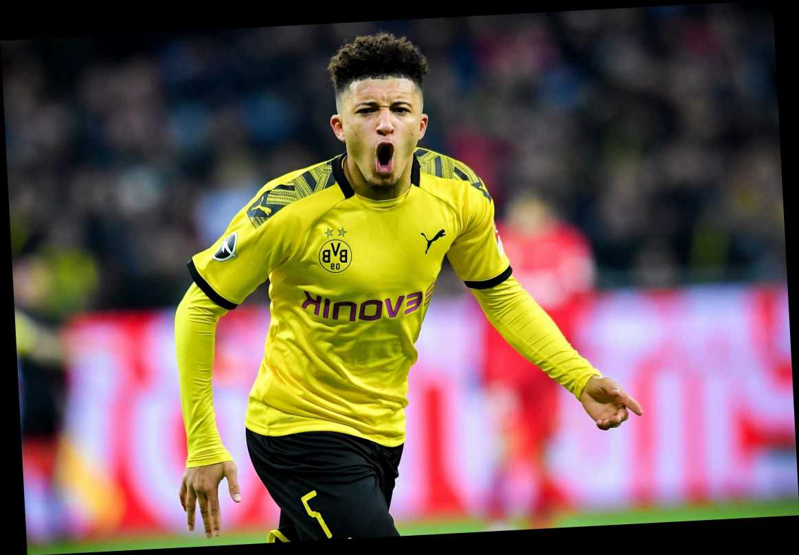 Man Utd told to fork out £122m transfer fee for Jadon Sancho by Borussia Dortmund after stunning start to season – The Sun