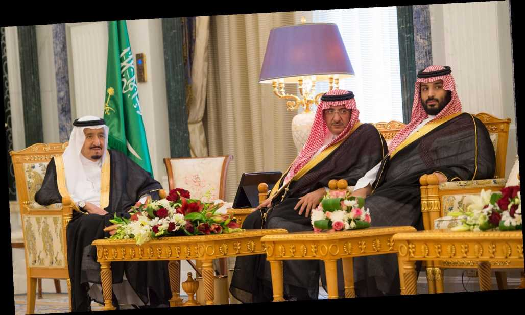 Three members of Saudi royal family arrested over 'coup plot' against Crown Prince Mohammed bin Salman and King